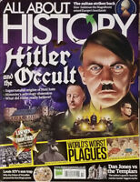 HITLER AND THE OCCULT WORLD'S WORST PLAGUES ALL ABOUT HISTORY FREE SHIPPING NEW.