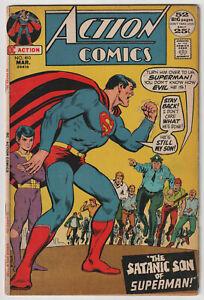 M1920: Action Comics #410, Vol 1, VG- Condition