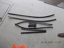 Dachleisten Glasleisten Abdeckung Set Mitsubishi Carisma Stufenheck 1995-2004