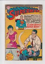 Superman  #192  VG  DC comic 1967