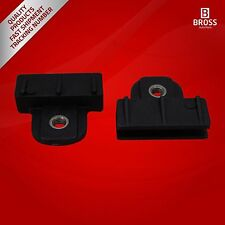 2X Window Glass Channel Slider Sash Connector Clips for Honda, Nissan, Toyota
