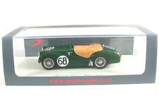 Triumph TR2 No.68 19th LeMans 1955 (L. Brooke - M. Morris-Goodall)
