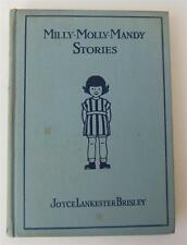 Rare Milly-Molly-Mandy Stories by Brisley Publ George Sully & Co 1929 1st US Ed