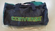 Vintage Converse New Chuck Taylors NWT NIB Old Stock Star Ox Green Gym Ball Bag