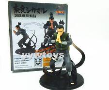 """Anime Naruto Shippuden SHIKAMARU NARA 6.3"""" Toy Figure New in Box"""