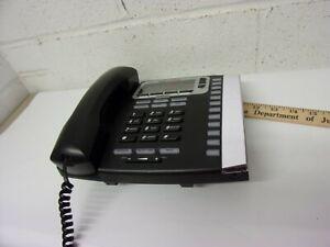 allworx 9212L Verge POE IP Phone Black w Wall  Mount