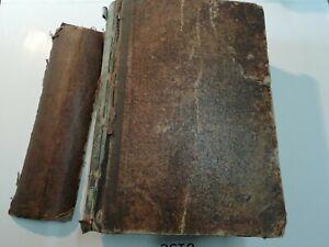 Vor 1700. Große Bibel mit zahlreichen Holzschnitten, Endters seel.Söhne Nürnberg