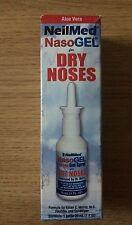 NeilMed nasogel gel libre de goteo Spray - 30ml-para alivio de las narices seco, viaje aéreo