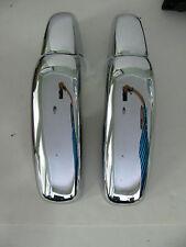 Porsche 356 b c front chrome bumper guard set the best!