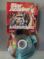 "SINGLE star academy "" musique """