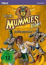 Mummies Alive - Die Hüter des Pharaos Vol. 1 * DVD Kult-Zeichentrickserie Pidax