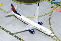 GEMINI JETS DELTA AIRLINES BOEING 737-800(W) 1:400 DIE-CAST GJDAL1804 IN STOCK