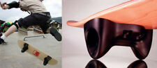 Softrucks Skateboard Trucks Made in Usa *Black* with 8 Inch Natural Skateboard