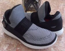 New Adidas Cloudfoam Plus Zen Black Gray Training Running Shoes Size10 #AQ5857