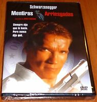 MENTIRAS ARRIESGADAS / TRUE LIES - Arnold Schwarzenegger - Precintada