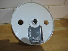 Dualit Food Processor XL1500 Spare Part - Slicing Disc - Barely Used Condition