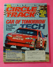 CIRCLE TRACK  & RACING TECHNOLOGY MAGAZINE DEC/2007...CAR OF TOMORROW TECH..