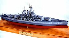 1/350 USS Nevada BB36  December 1944 Complete Resin & PE Brass  Model Kit