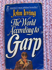 The World According To Garp by John Irving 609 pages good condition