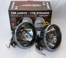 LIGHTFORCE 140 LANCE WITH 70W AFTERMARKET HID DRIVING LIGHT KIT + WIRING LOOM
