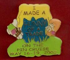 Disney Fantasy LE pin POOH -  I MADE A HUNNY OF A TRADE ON THE PIN CRUISE