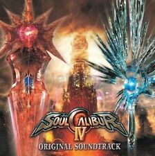 SOUL CALIBUR IV 4 Playstation 1 2 3 Original SoundTrack CD MIYA Music OST