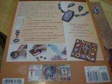 Polymer Clay Creations Craft Book-11 Projects, By Marie Segal, Paperback, 2003