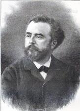 Portrait de LEON LHERMITTE ;1882