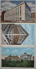 1920's~Post Office~University~Dixe Terminal~Cincinnati,