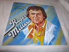 ROGER MILLER-PAINTED POETRY-STARDAY SD 3011 NEW SEALED LP