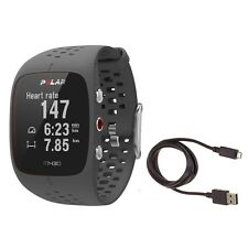 Polar M430 Training smartwatch GPS HR integrado gris