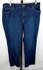 Gloria Vanderbilt Amanda Fit Medium Wash Jeans Size 14