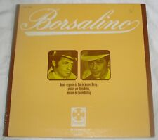 BORSALINO (Claude Bolling) rare original France stereo lp (1970)