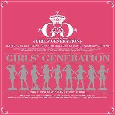 SNSD GIRLS' GENERATION [GIRLS GENERATION] 1st Album CD+Photo Book K-POP SEALED