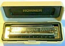 SALE $10 OFF - NATURAL MINOR Hohner Marine Band 1896 Harmonica - NOS - 20% OFF!