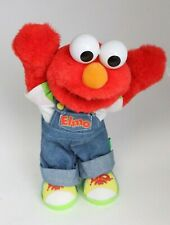 Fisher-Price Sesame Street Lets Pretend Elmo Talking Collectible Plush Toy