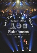 "YUKI KAJIURA / FICTIONJUNCTION-LIVE VOL.#9 """"SHIBUKO SPECIAL""""-JAPAN 2 DVD O75"