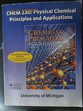 CHEM 230: PHYSICAL CHEMICAL Principles & Applications U.MICHIGAN & Access Code