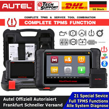 Autel MaxiCOM MK808TS KFZ OBD2 Diagnose Gerät Scanner Bluetooth TPMS Key Coding