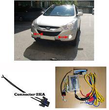 Fog Lamp Light Complete Kit For 2011 2012 2013 Hyundai Tucson IX35 Genuine OEM