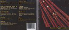 DRAKE UNIVERSITY Jazz Ensemble PRIVATE CD 1999 IOWA