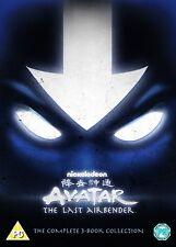 Avatar - Der Herr der Elemente (Anime auf Deutsch Komplette Serie Wasser,Erde, F