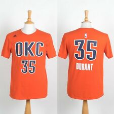 Para Hombre Adidas Camiseta Oklahoma City Thunder Kevin Durant baloncesto de la NBA M