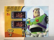 UD Disney treasures toy story 2 woody jessie minor cel card reel piece history