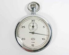 Vintage East German Mechanical UMF RUHLA Chronometer Stop Watch 1960's