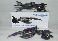 New Alien Attack APX-02 ARMS Purple For Transformers Leader Megatron In Stock