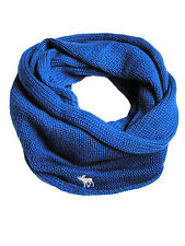 NEW ABERCROMBIE & FITCH A&F WOMENS INFINITY ENDLESS KNIT SCARF NECK WRAP SHAWL