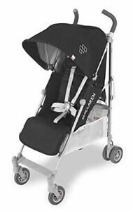 Maclaren Quest Stroller- Full-featured, lightweight and compact. Newborn Safety