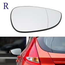 For Ford Fiesta MK7 2008-2017 Right Clear Rearview Wide Angle Wing Mirror Glass