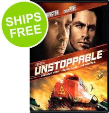 Unstoppable (DVD, 2011) NEW, Sealed, Denzel Washington, Chris Pine, Rosario